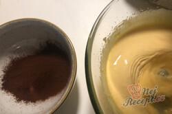 Příprava receptu Bombastický čokoládový dezert bez mouky, který se doslova rozplývá na jazyku, krok 2