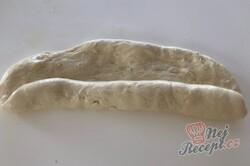 Příprava receptu Křupavé domácí bagety, které nahradí jakékoliv pečivo z obchodu., krok 5