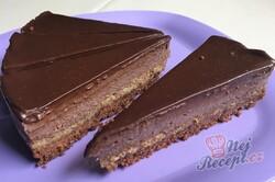 Příprava receptu Bombastický cheesecake Opilý izidor, krok 18