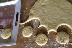 Příprava receptu Dokonalé pribináčekove koblihy, krok 6