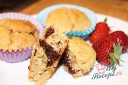 Příprava receptu Zdravé FITNESS muffinky, krok 9