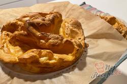 Příprava receptu Větrníkový dort jako z cukrárny, krok 2