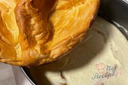 Příprava receptu Větrníkový dort jako z cukrárny, krok 4