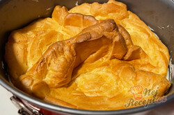 Příprava receptu Větrníkový dort jako z cukrárny, krok 5
