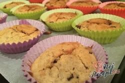 Příprava receptu Zdravé FITNESS muffinky, krok 7