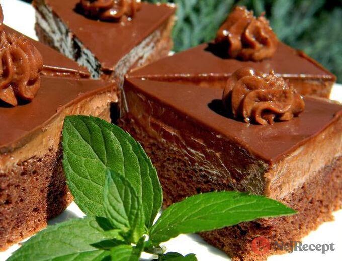 Recept Velikonoční čokoládové trojúhelníčky