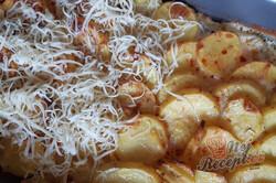 Příprava receptu Vynikající zapékané brambory se sýrem, krok 3