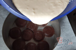 Příprava receptu Dokonalý tvaroháček s piškoty PiM