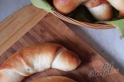 Příprava receptu Nejlepší domácí rohlíky, měkké jako pavučinka, krok 4