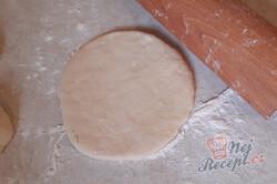 Příprava receptu Cikánské placky za levný peníz, krok 2