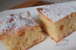 Příprava receptu Jablečný koláč z 1 misky. Žádná práce a výsledek je vynikající., krok 5