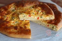 Příprava receptu Balkánský plněný sýrový koláč, krok 11