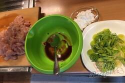 Příprava receptu Minutková kuřecí prsa na čínský způsob, krok 2