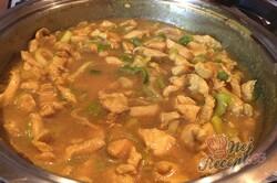Příprava receptu Minutková kuřecí prsa na čínský způsob, krok 5