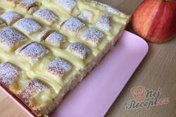 Příprava receptu Jablečná krémová mřížka na hrnky, krok 9
