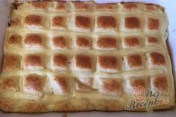 Příprava receptu Jablečná krémová mřížka na hrnky, krok 7