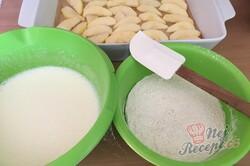 Příprava receptu Jablečná krémová mřížka na hrnky, krok 4