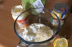 Příprava receptu Cézar salát s kuřecím masem, krok 6