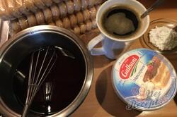 Příprava receptu Tiramisu s borůvkami, krok 7