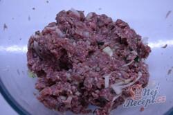 Příprava receptu Rychlý oběd nebo večeře bez smažení. Brambory s mletým masem se sýrovou přikrývkou., krok 4
