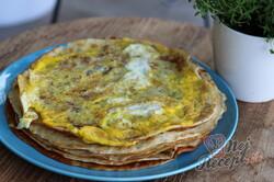 Příprava receptu Rychlá 10 minutová snídaně s vajíčkem trochu jinak, krok 7
