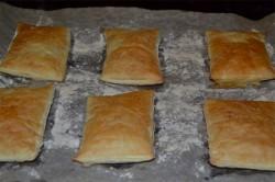 Příprava receptu Jednoduchý francouzský dezert s jahodami, krok 2