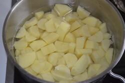 Příprava receptu Konkurence smaženého sýra. Pár minut a večeře je hotová!, krok 3