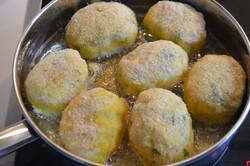 Příprava receptu Konkurence smaženého sýra. Pár minut a večeře je hotová!, krok 11