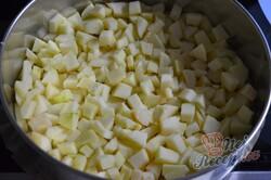Příprava receptu Jablečný koláč, který si zamiluje celá rodina., krok 7