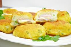 Příprava receptu Konkurence smaženého sýra. Pár minut a večeře je hotová!, krok 12