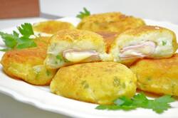 Příprava receptu Konkurence smaženého sýra. Pár minut a večeře je hotová!, krok 13