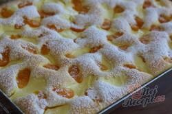 Příprava receptu Hrníčková litá buchta s tvarohem a mandarinkami, krok 5