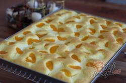 Příprava receptu Hrníčková litá buchta s tvarohem a mandarinkami, krok 3
