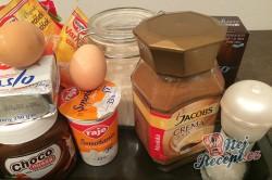 Příprava receptu Brownies - KÁVENKY (Fotopostup), krok 1