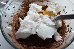 Příprava receptu Dvojitý monte řez s lahodnou mléčnou čokoládou, krok 3
