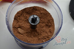 Příprava receptu Nepečený jahodový dezert se sušenkami, krok 1