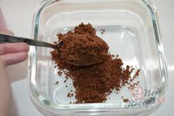 Příprava receptu Nepečený jahodový dezert se sušenkami, krok 4