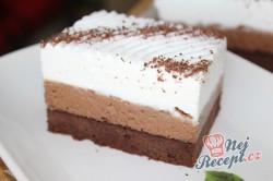 Příprava receptu Brownies - KÁVENKY (Fotopostup), krok 13