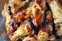 Příprava receptu Křupavé kuřecí křidýlka na asijský způsob, krok 4