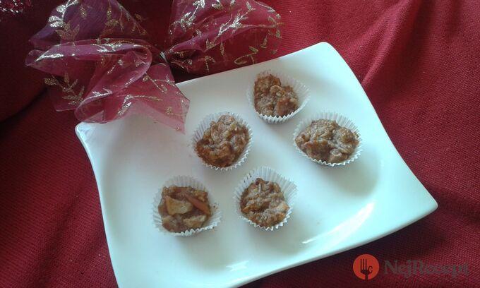 Recept Medovo-jablečné košíčky