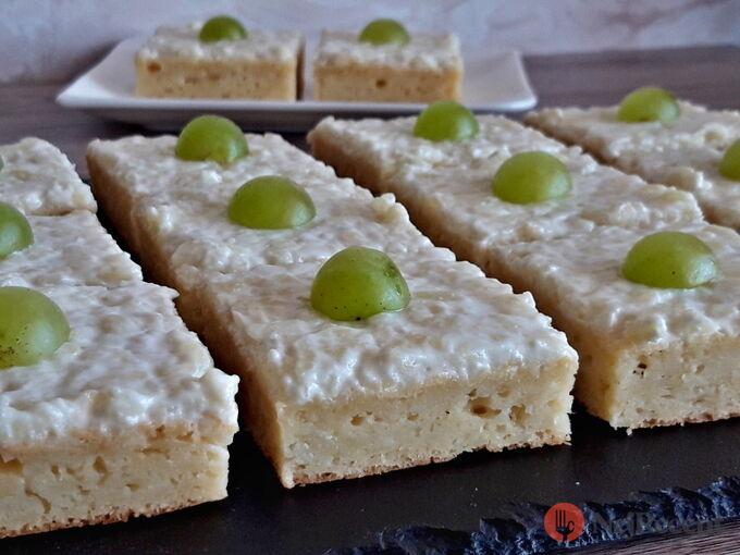 Recept Vínový koláč s jablky