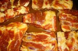 Příprava receptu Vepřová pečená marinovaná žebírka, krok 3