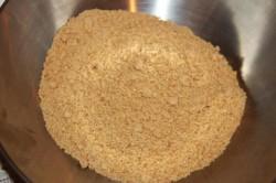 Příprava receptu Minutková kakaová roláda s kokosem, krok 1