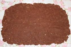 Příprava receptu Minutková kakaová roláda s kokosem, krok 6