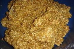Příprava receptu Domácí sezamové sušenky připraveny za pár minut, krok 1