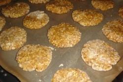 Příprava receptu Domácí sezamové sušenky připraveny za pár minut, krok 2