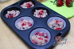 Příprava receptu Luxusní muffinky, téměř bez tuku, krok 4