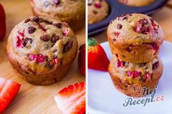 Příprava receptu Luxusní muffinky, téměř bez tuku, krok 6