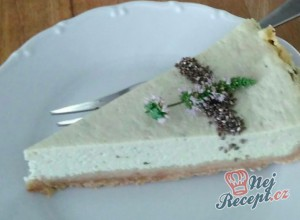Recept Matcha-tea cheesecake