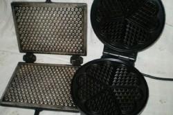 Příprava receptu Křupavé sušenky z formy na waffle, krok 2